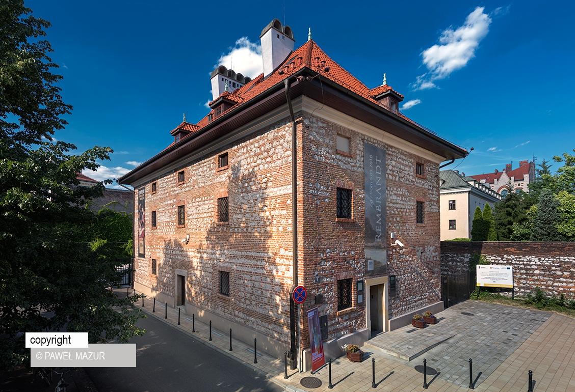 Stary Spichlerz w Krakowie, Europeum