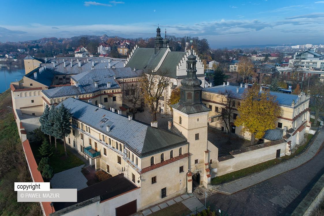 Kościół św. Augustyna i św. Jana Chrzciciela, klasztor Norbertanek