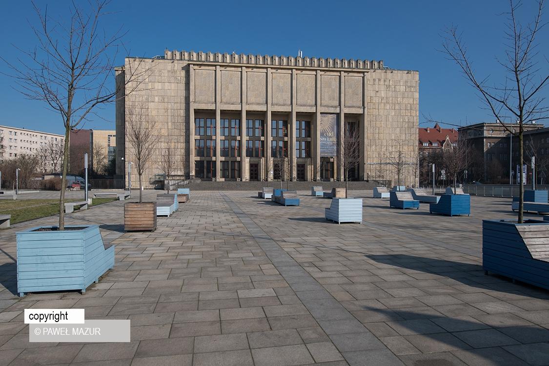 Gmach Główny, Muzeum Narodowe w Krakowie