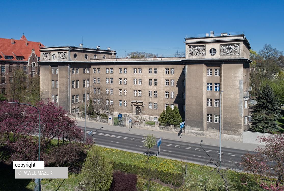 Gmach Seminarium Śląskiego
