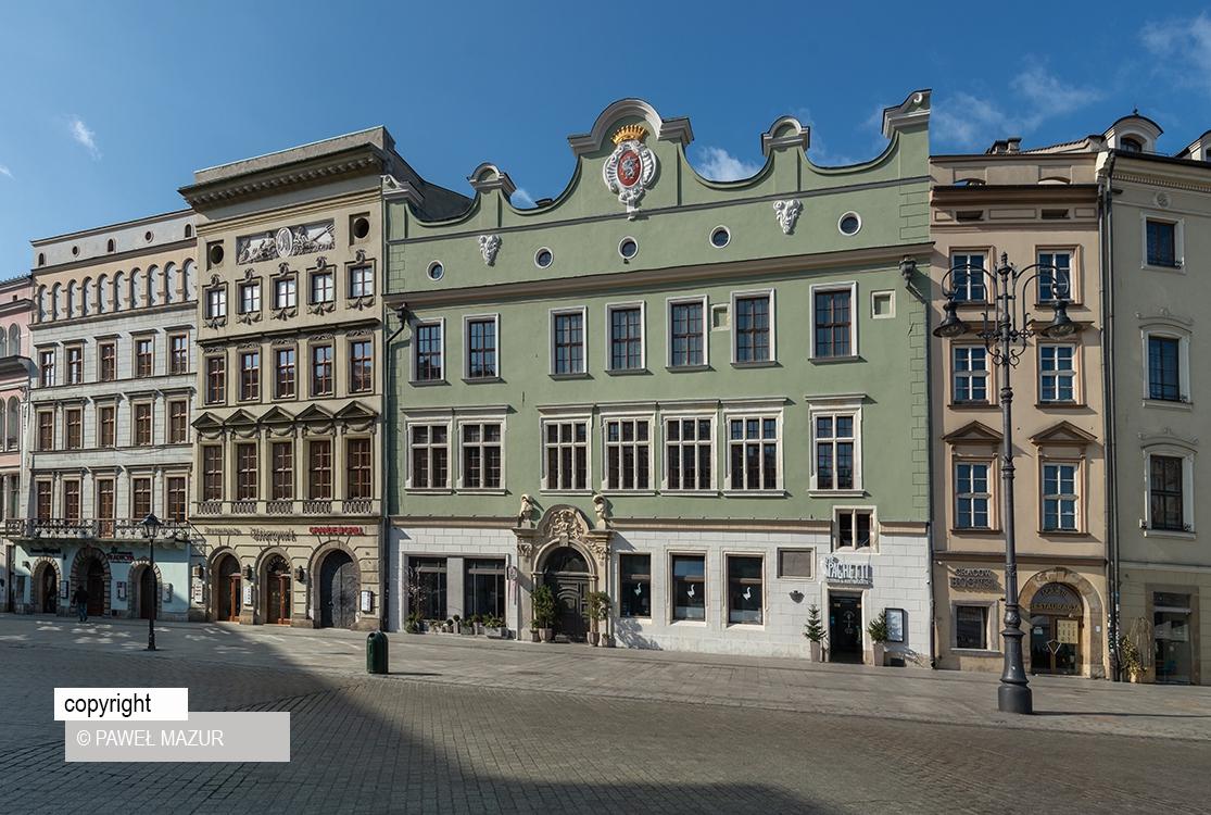 Kamienica hetmańska w Krakowie