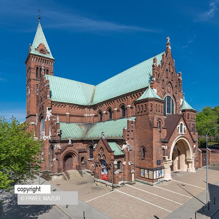 Kościół Matki Boskiej Nieustającej Pomocy w Krakowie (ul. Zamoyskiego)
