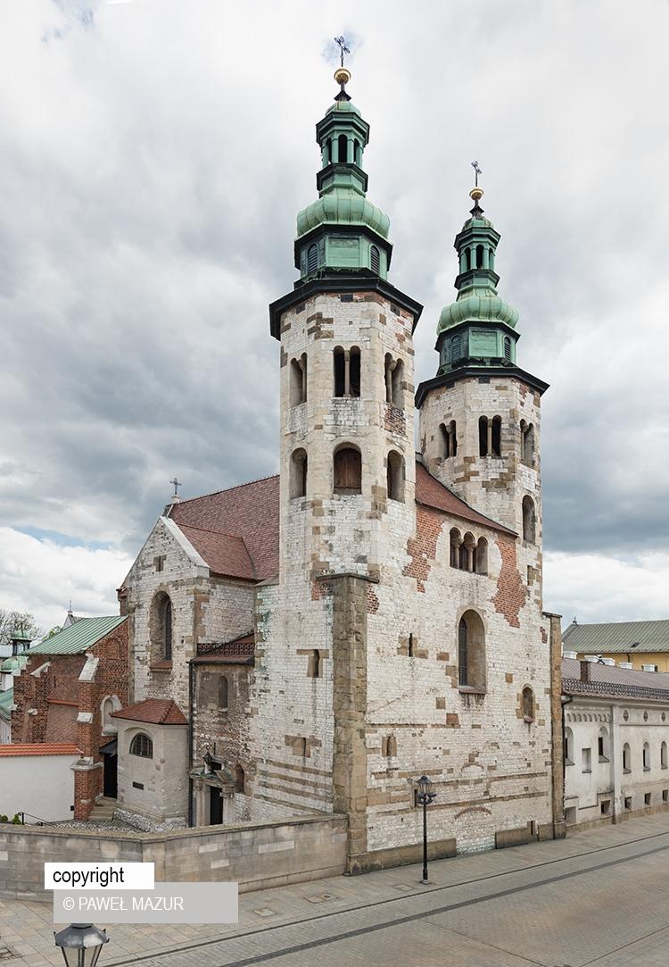 Kościół św. Andrzeja w Krakowie (Klaryski)