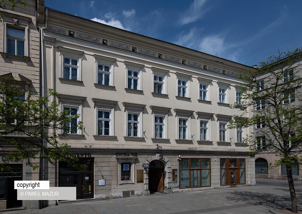 Pałac Małachowskich w Krakowie